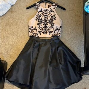 fancy homecoming dress